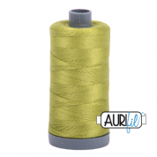 Aurifil 28 Cotton Thread - 1147 (Apple Green)